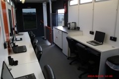 Production Office Interior